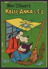 1959 SWEDISH VINTAGE DISNEY KALLE ANKA & C:O DONALD DUCK COMIC #31 GOOFY COVER