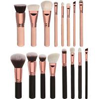 8Pcs Eyeshadow Blending Makeup Brush Set Powder Foundation Eyeliner Brushes Set