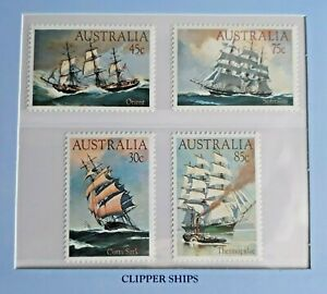 Collection of Australian Stamps in Presentation Pack - MNH issue 1984.