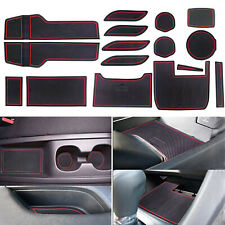 For Honda Civic 2016-2021 Cup Holder Door Center Console Liner Accessories Gen10