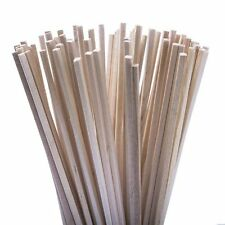 100 CANDY FLOSS STICKS.... quality wooden candyfloss party wood machine lot pack