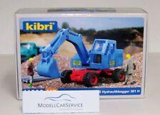 Kibri 1/87 (H0): 11288 fuchs 301 H Excavatrice Hydraulique -