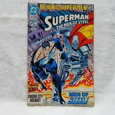 DC SUPERMAN THE MAN OF STEEL NO.26 OCTOBER 1993