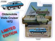 1972er Oldsmobile Vista Cruiser  Greenlight  Estate WAGONS  1:64  OVP
