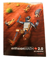Envisionmath  2.0 En Espanol Volumen 2 Grade 3 Texas Math