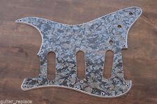 Golpeador Stratocaster Negro Perlado 3 Capas SSS Pickguard Black Strato Strat
