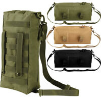Men Military Molle Tactical Gear Duffle Shoulder Bag Travel Handbag Luggage CS