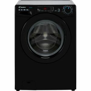 Candy CS149TBBE D Rated 9Kg 1400 RPM Washing Machine Black New