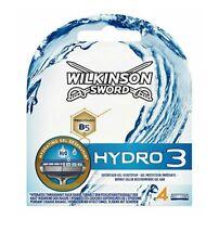 Wilkinson Sword Hydro 3 Rasierklingen, Ersatz Klingen  4er Pack Original