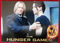 THE HUNGER GAMES - Indvidual Base Card #32 - Haymitch and Katniss