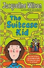 Jacqueline Wilson Story Book: THE SUITCASE KID - NEW