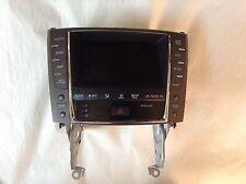 10 11 12 Lexus IS250 IS350 IS IS250C IS350C Navigation Display screen NAVI OEM