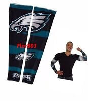 Philadelphia Eagles NFL Strong Arm Fan Sleeve Set Of Two