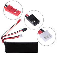 UK Stock 7.4V 2200mAh Lipo Battery for Walkera DEVO 7E Transmitter Remote