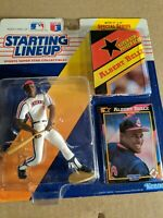 '92Albert Belle starting lineup Baseball figure Cleveland Indians MLB BRAND NEW
