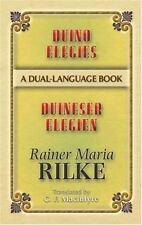 Duino Elegies/Duineser Elegien: A Dual-Language Book (Paperback or Softback)