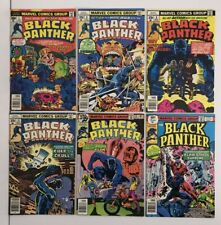 Black Panther 1 - 15 Complete Run Set Lot 1 6 8 11 14 15