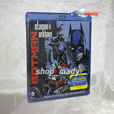 Batman: Assault on Arkham - Blu-ray Región A, Español (Latino)