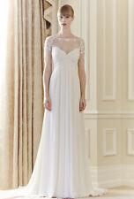 Jenny Packham Genevieve Bridal Gown Wedding Dress size US 12
