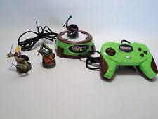 Teenage Mutant Ninja Turtles Hero Portal Game with Splinter shredder 2 turtles
