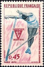 Francia / France. 1970. 0,45 Francs. FFA (Nuevo/New)
