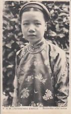 S.M. L'impératrice d'Annam Empress of Annam Hué Vietnam Indochina