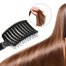 Women comb Hair Scalp Massage Comb Bristle & Nylon Hair brush Wet Curly Detangle