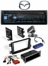 Alpine UTE-73BT Single DIN Car Stereo for select Mazda vehicles