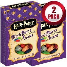 2 Pack HARRY POTTER BERTIE BOTTS BEAN 1.2oz Jelly Belly ~ Bott's Candy