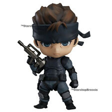 METAL GEAR - Solid Snake Nendoroid Action Figure # 447 Good Smile Company