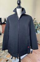 Anne Klein Quilted Coat / Jacket Size 1X
