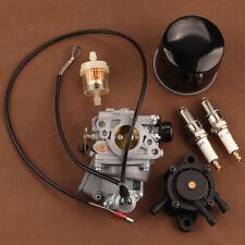 Carburetor fits Honda GX610 GX620 Carb oil filter fuel pump spark plug Mower