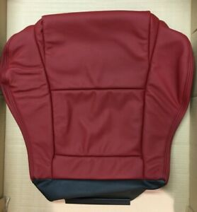 Genuine Holden VY Series 2 VZ SS Front Leather Seat Base Trim cover