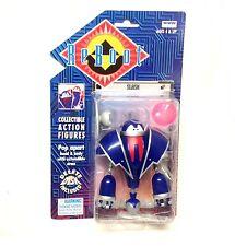 VINTAGE 1995 TV correlati riavvio SLASH Action Figure by Irwin giocattoli, non aperto