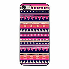 Pink Aztec Pattern Phone Case Fits iPhone