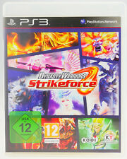 Dynasty Warriors: Strikeforce   Sony Playstation 3 PS3   komplett OVP   sehr gut