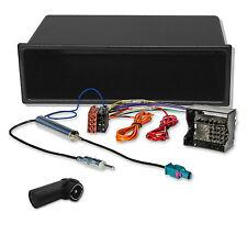 Radioblende VW Golf 4 Polo 9N 9N3 Lupo Fox Adapter Radio Rahmen Blende Quadlock