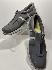 "Easy Street ""DELILAH"" Women's Size 10m Sport Sneakers Zippered Fastening (sb15)"