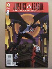 Justice League Gods and Monsters Batman #1 DC 2015 One Shot 9.4 Near Mint