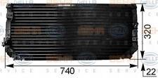 8FC 351 038-521 HELLA Condenser  air conditioning
