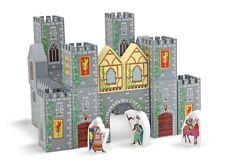 Melissa and Doug - Wooden Castle Blocks