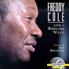 Live at Birdland West by Freddy Cole (Cassette, Aug-1992, Laserlight) NEW Sealed