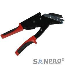 Schieferschere 35 mm mit Locher / Faserzementschere Schere für Schiefer Eternit