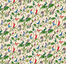 Dolls House Wallpaper 1/12th 1/24th scale Birds Quality Paper #178