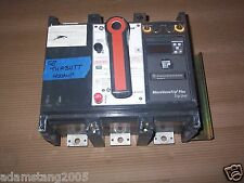 Ge Thp84Tt400 Amp 600V Micro Versa Trip Tp84Tt Air Power Circuit Breaker