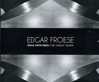 Edgar Froese - Solo 1974 - 1983: Virgin Years [New CD] UK - Import