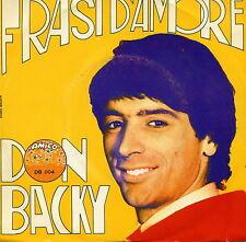 DON BACKY FRASI D'AMORE L'ARCOBALENO EX EX