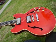 2006 Gibson USA ES-336 CS-336 Cherry Red Flametop Figured 7.1 lbs