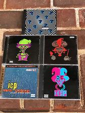 5 Insane Clown Posse Cd Lot Forgotten Freshness Volumes One & Two Clown Posse
