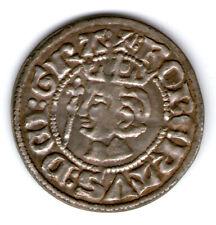 (129) SCOTLAND. Robert Bruce. 1306-1329 Silver Penny Souvenir